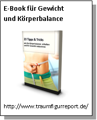 Link zum E-Book Traumfigurreport.de